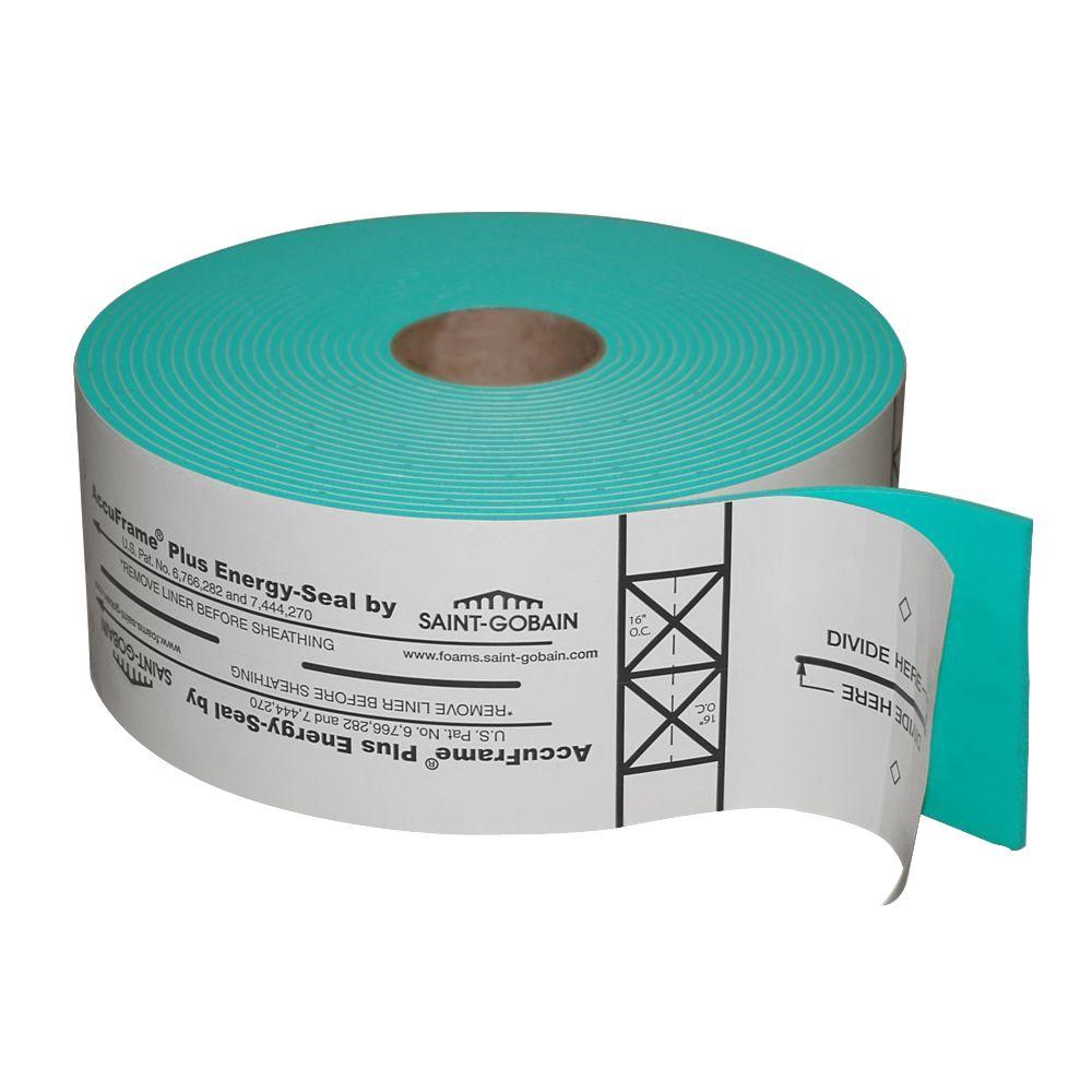 4-7/8 in. x 50 ft. Foam Tape for Air Sealing and
