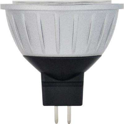 20-Watt Equivalent 4-Watt MR16 Dimmable LED Flood 40 Degree 10-18V Light Bulb GU5.3 Soft White 3000K 81062