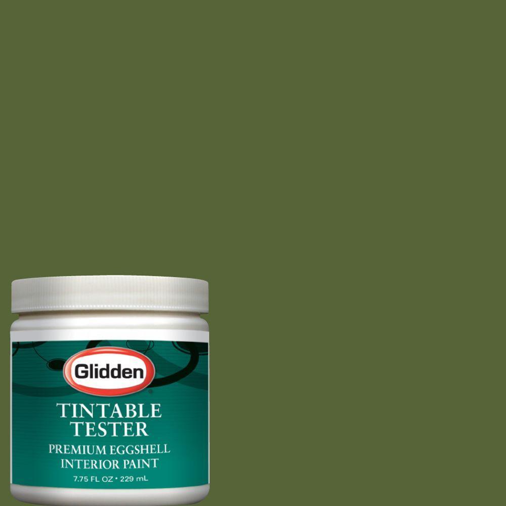 Glidden Premium 8 oz. Rainforest Fern Interior Paint Tester