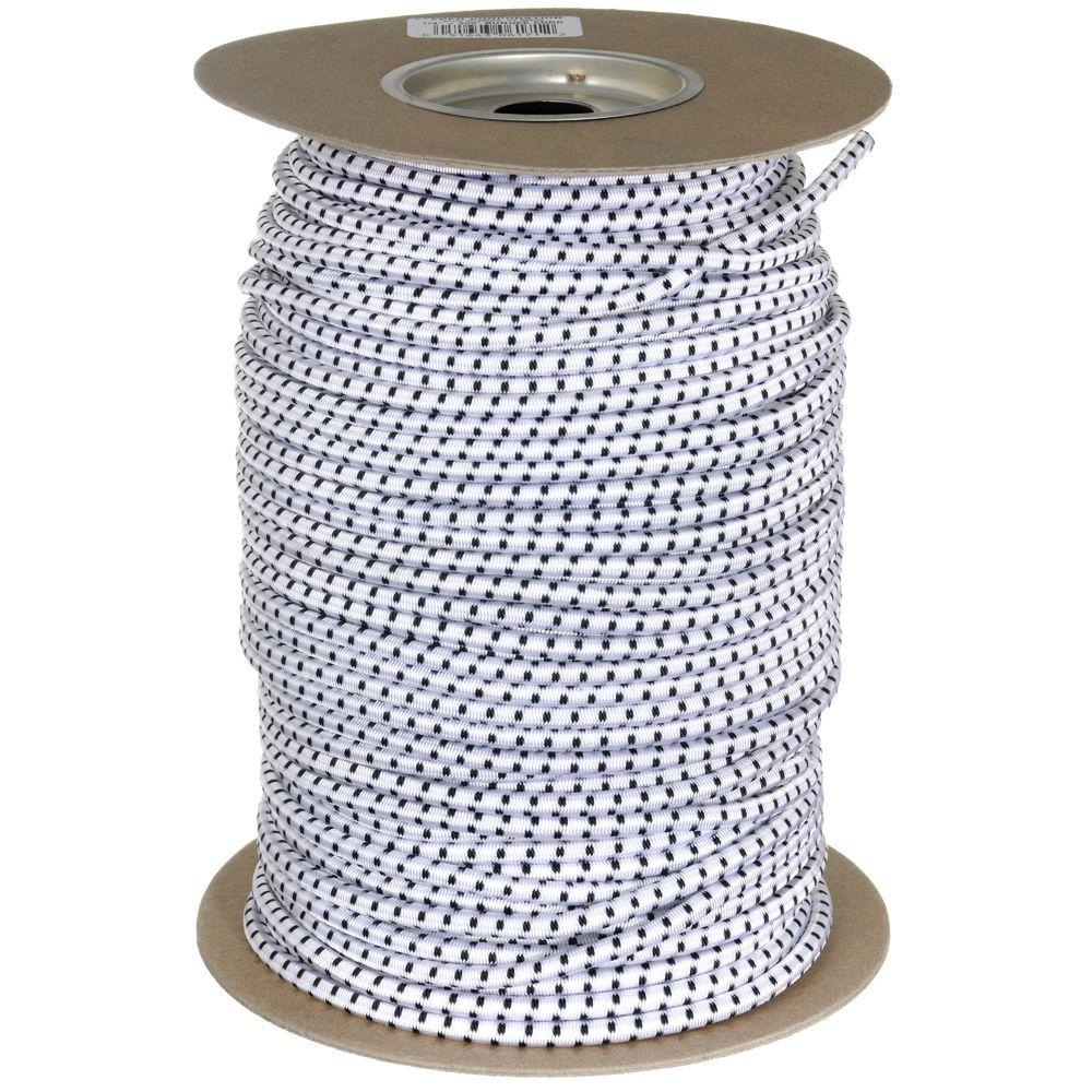 300 ft. x 1/4 in. Bungee Cord Reel with Marine Grade