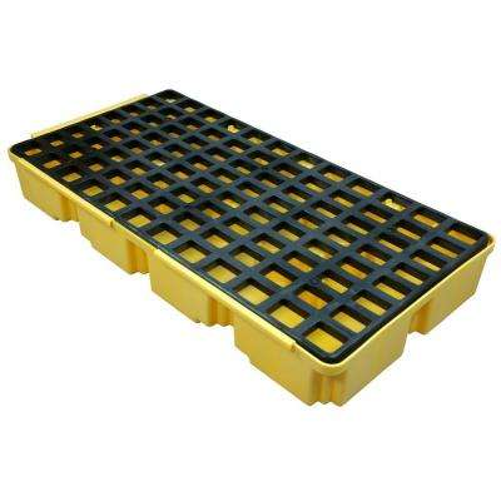 2-Drum Modular Spill Containment Platform