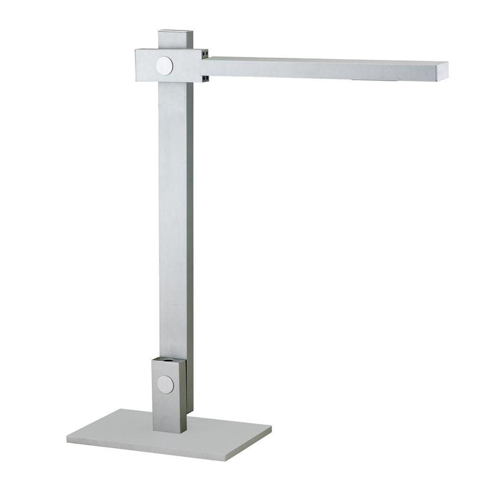 Adesso Reach 19-3/4 in. Steel LED Desk Lamp
