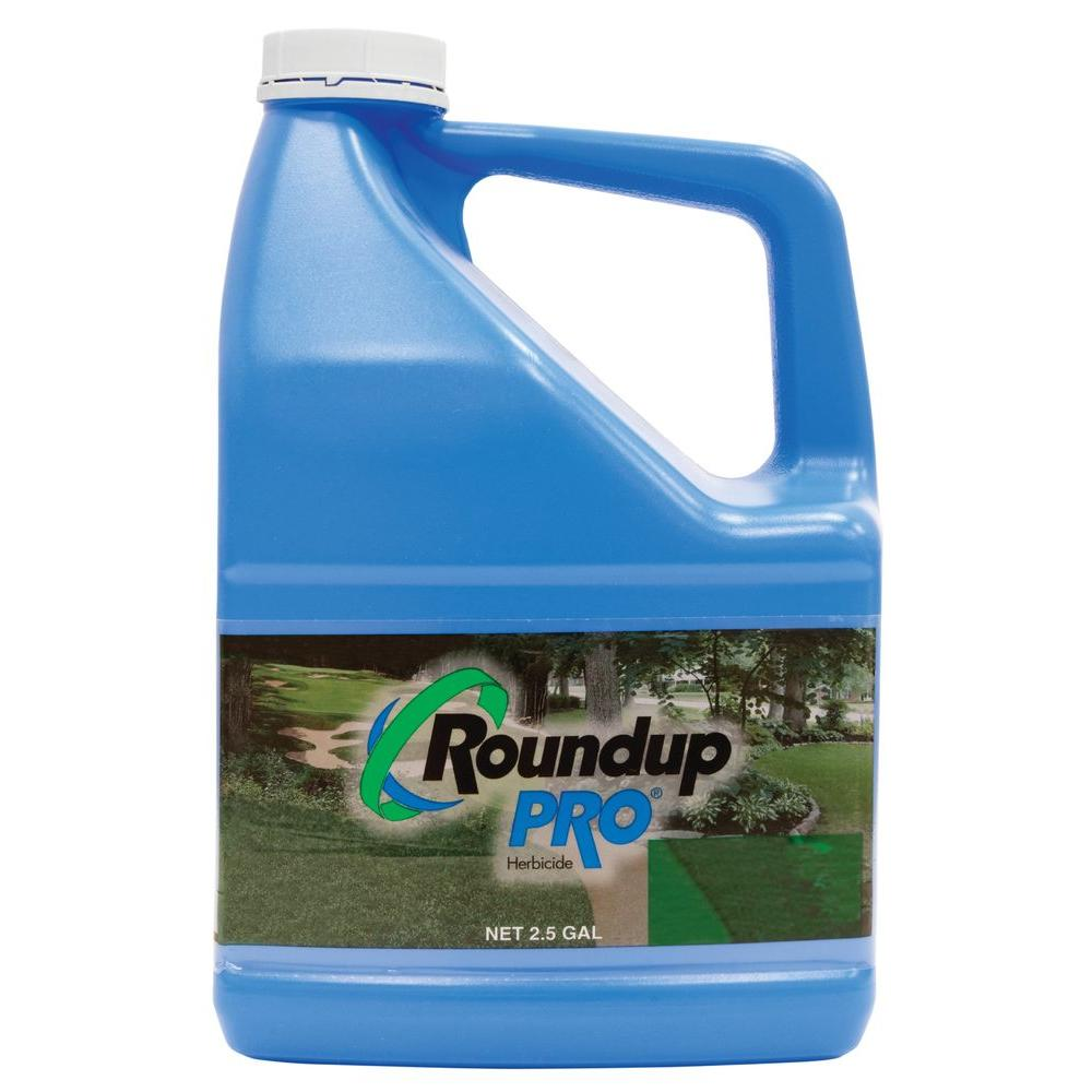 Roundup 2 5 Gal Concentrate Pro Herbicide