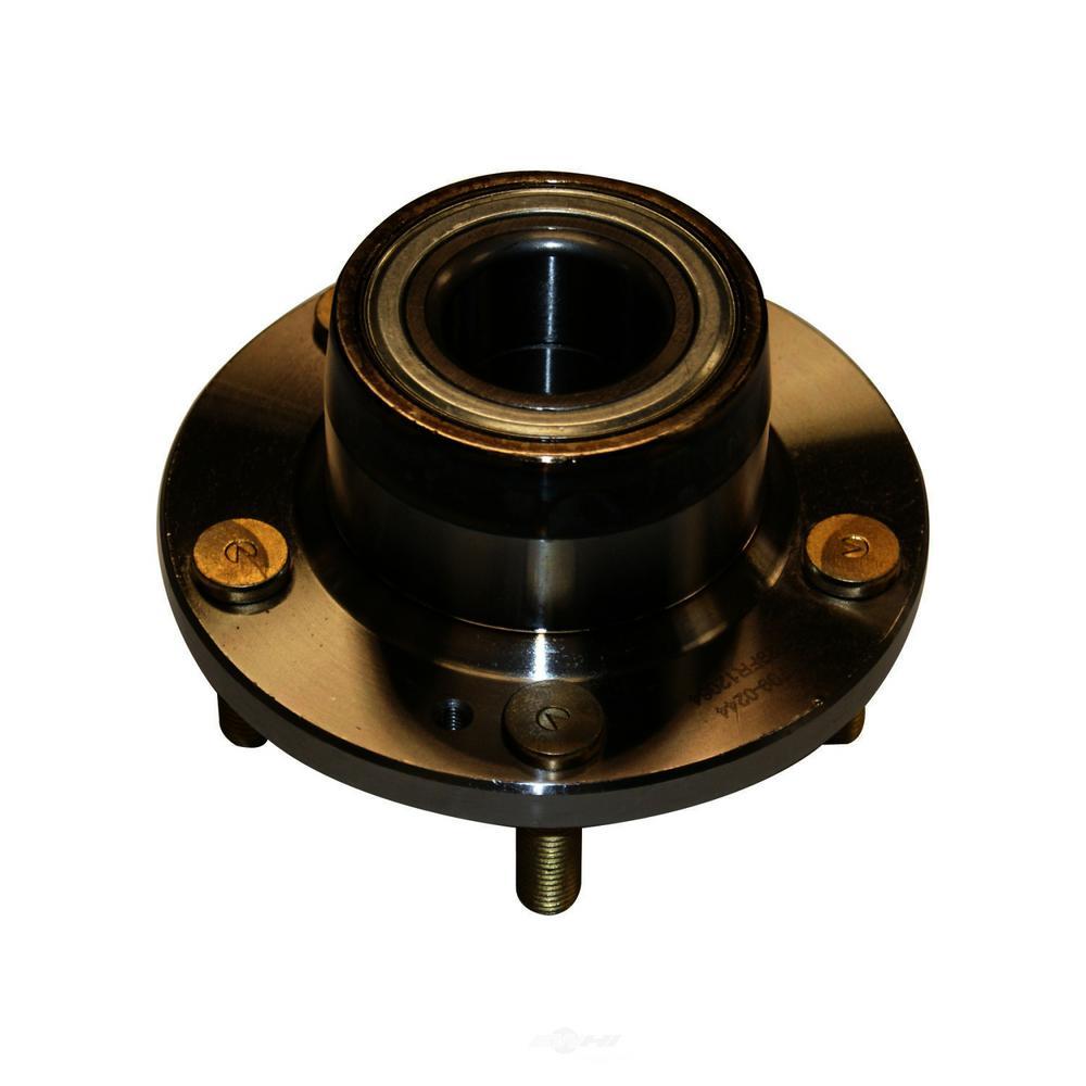 Wheel Bearing & Hub Assembly - Rear