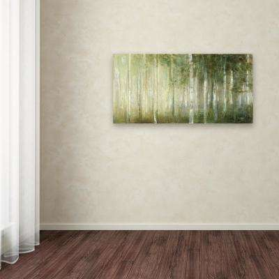 """24 in. x 47 in. """"Resolutions"""" by Julia Purinton Printed Canvas Wall Art"""