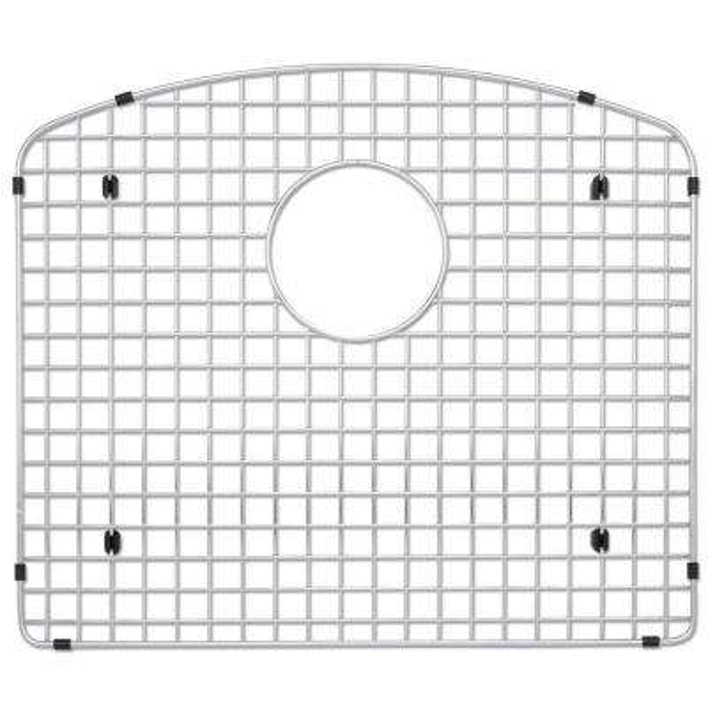 Stainless Steel Sink Grid Fits Diamond Single Bowl