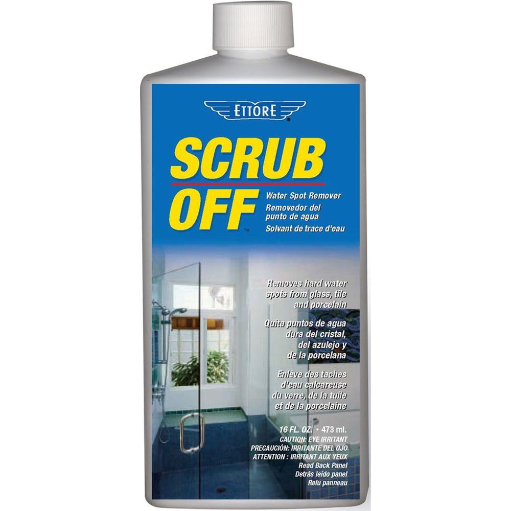 Ettore 16 Oz Scrub Off Spot Remover 30161 The Home Depot