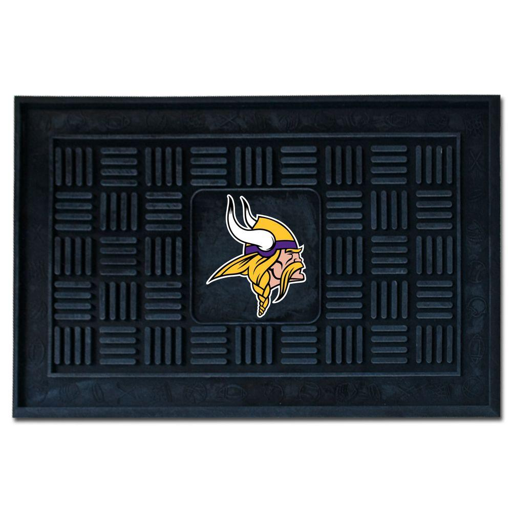 Minnesota Vikings 18 in. x 30 in. Door Mat