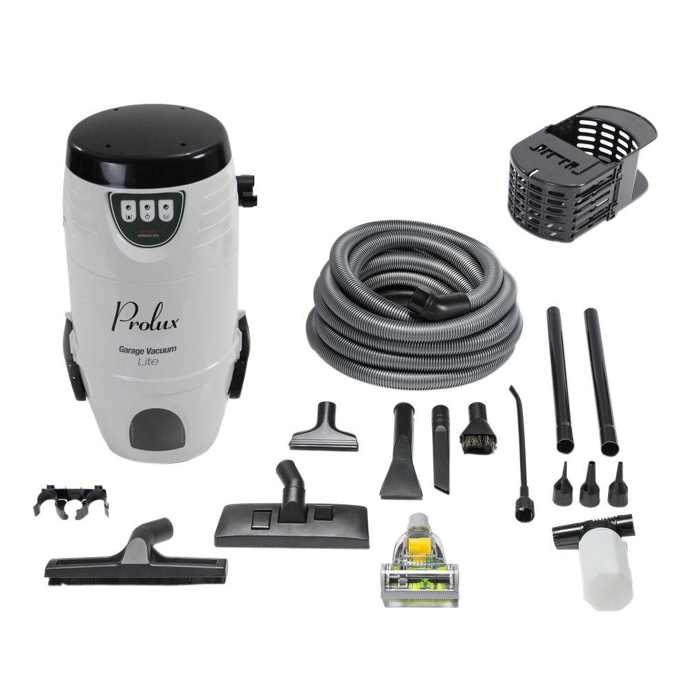 4 Gal. Garage Wet/Dry Vacuum with Tool Kit and Caddy
