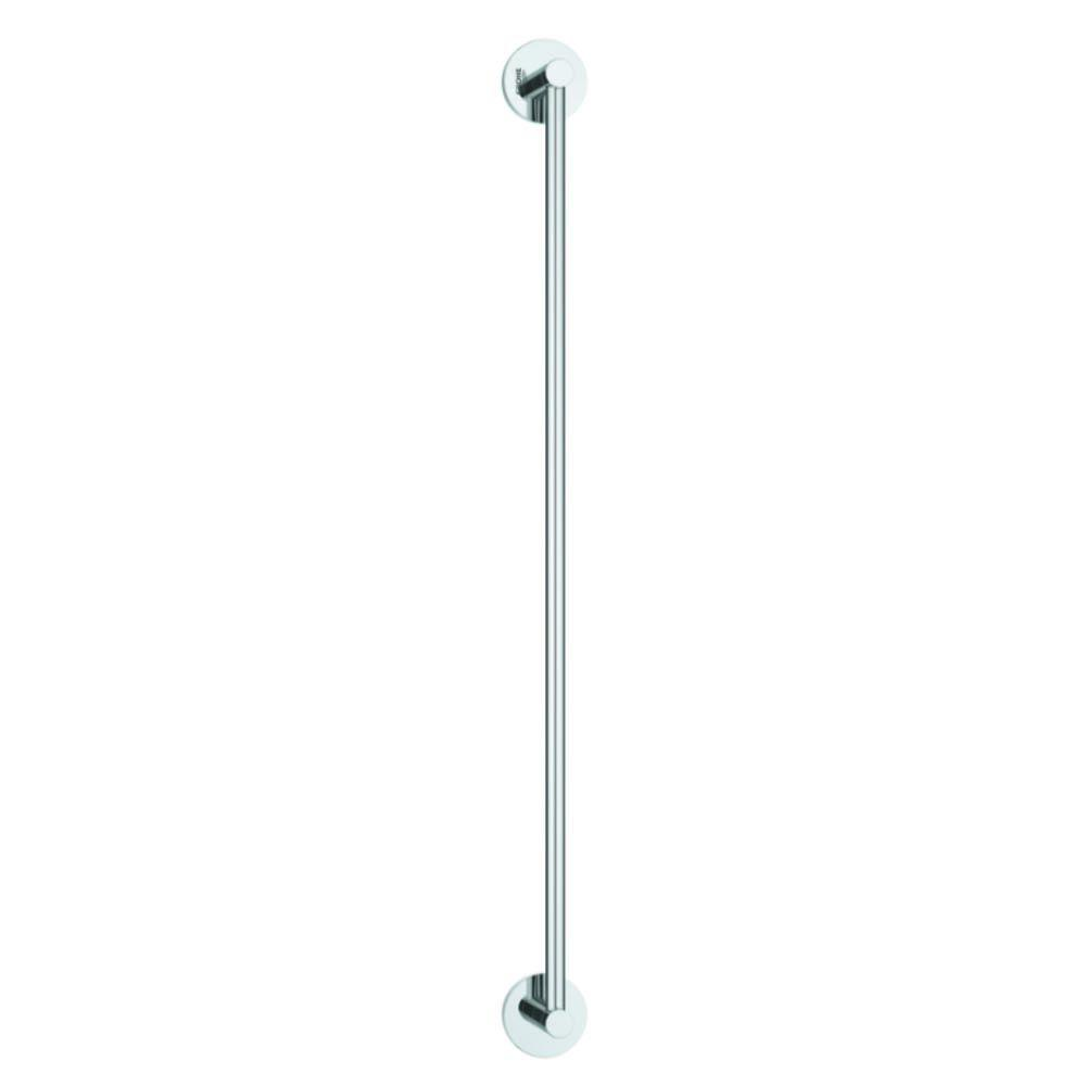 GROHE Essentials 24 in. Towel Bar in StarLight Chrome