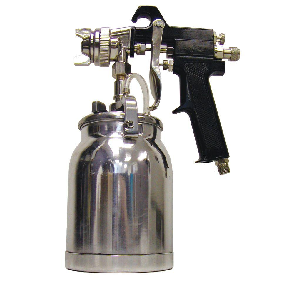 Attractive Paint Spray Tools Part - 6: Buffalo Tools 1 Qt. Industrial Paint Spray Gun