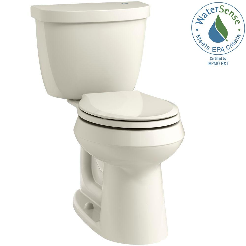Kohler Cimarron Touchless Comfort Height 2 Piece 1 28 Gpf