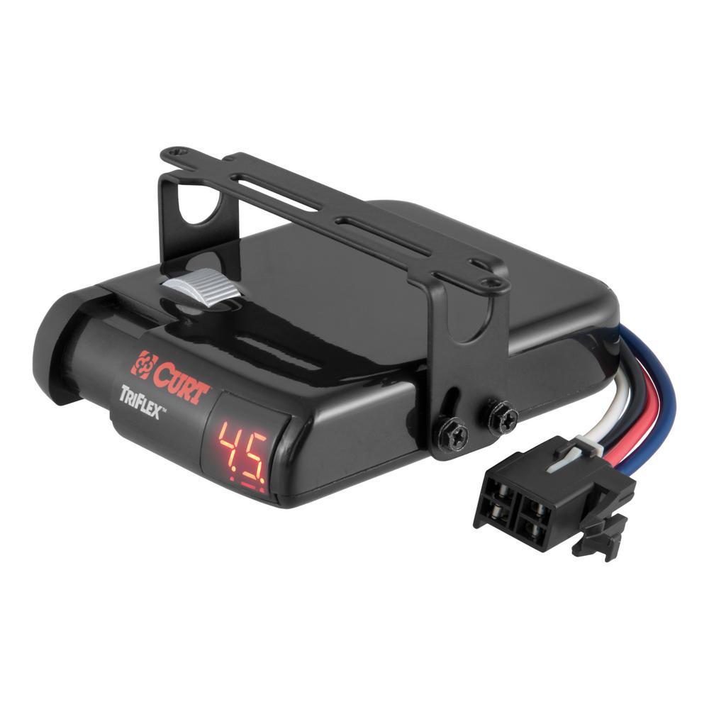 TriFlex Brake Control with Inertia Accelerometer Activated Brake Control