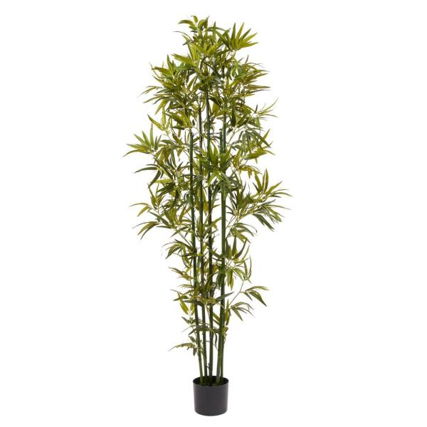 Artificial Bamboo Plant With Pot