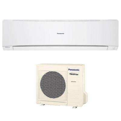 24,000 BTU 2 Ton Ductless Mini Split Air Conditioner with Heat Pump - 208 or 230V/60Hz