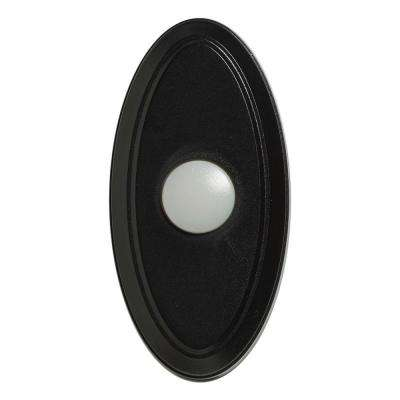 Wireless Door Bell Push Button, Black and White