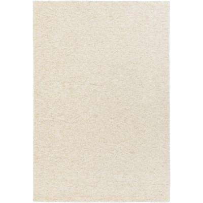 Sally Maise Ivory 7 ft. 6 in. x 9 ft. 6 in. Indoor Area Rug