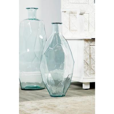 Clear Vases Home Accents The Home Depot