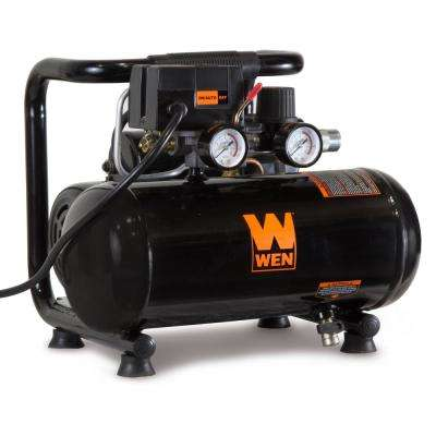 1 Gal. Oil-Free Horizontal Portable Electric Air Compressor