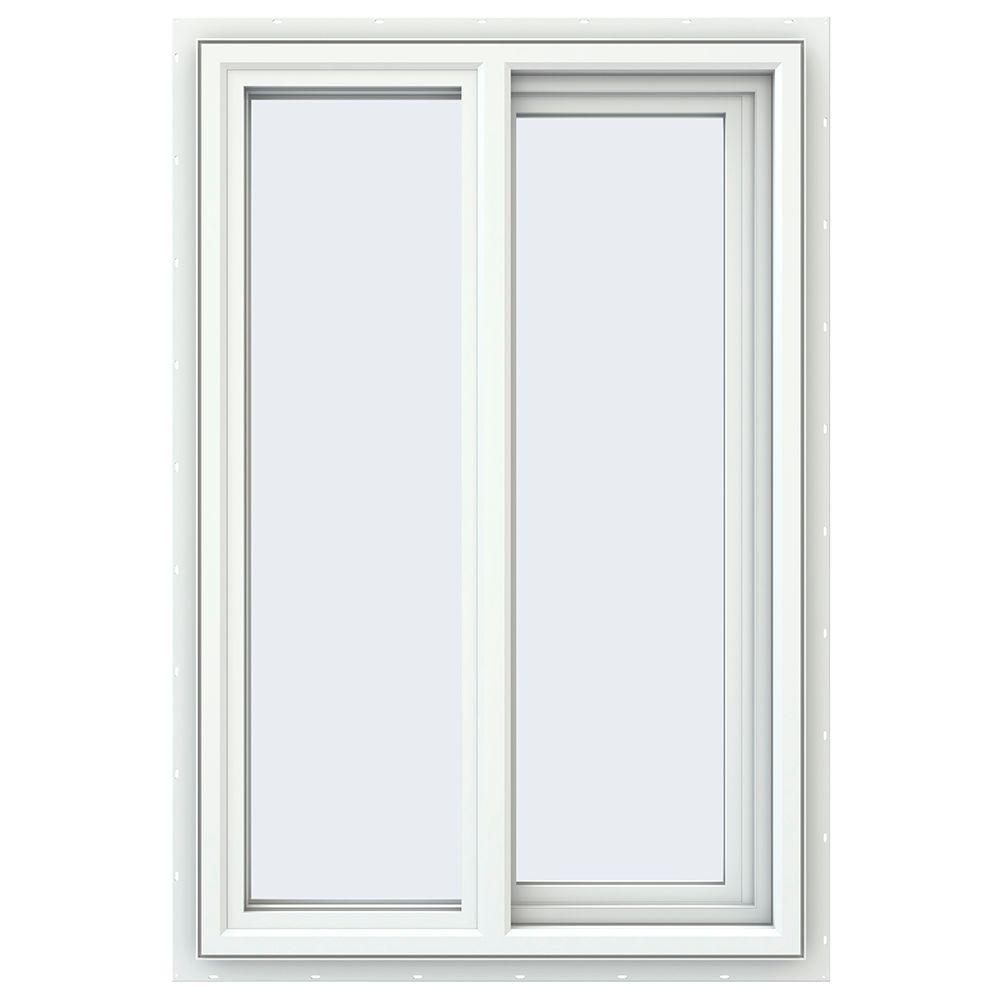 23.5 in. x 35.5 in. V-4500 Series Right-Hand Sliding Vinyl Window