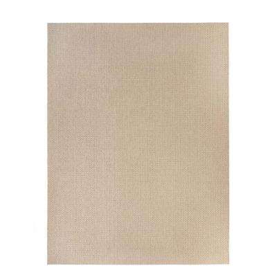 Messina Cream 7 ft. 10 in. x 10 ft. Area Rug