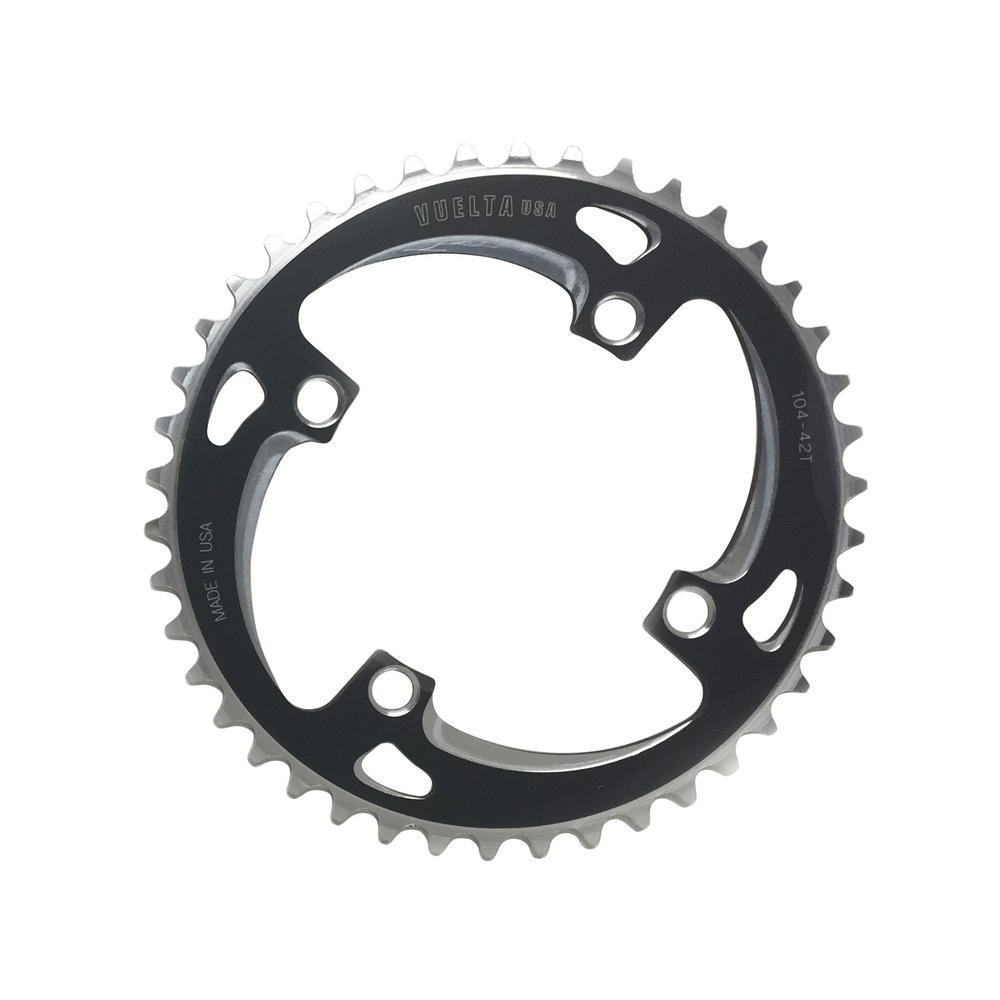 SE Plus 94//BCD Chainrings Black