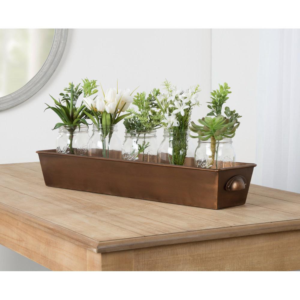 Forgeham Bronze Decorative Tray