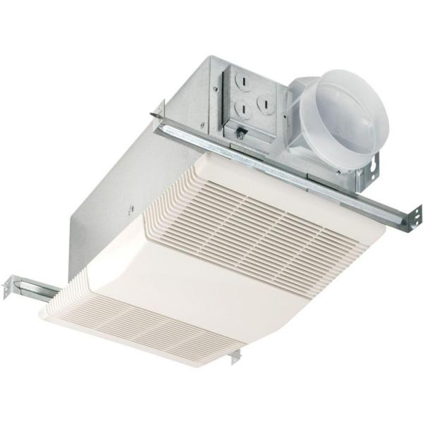Heat-A-Vent 70 CFM Ceiling Bathroom Exhaust Fan with 1300-Watt Heater