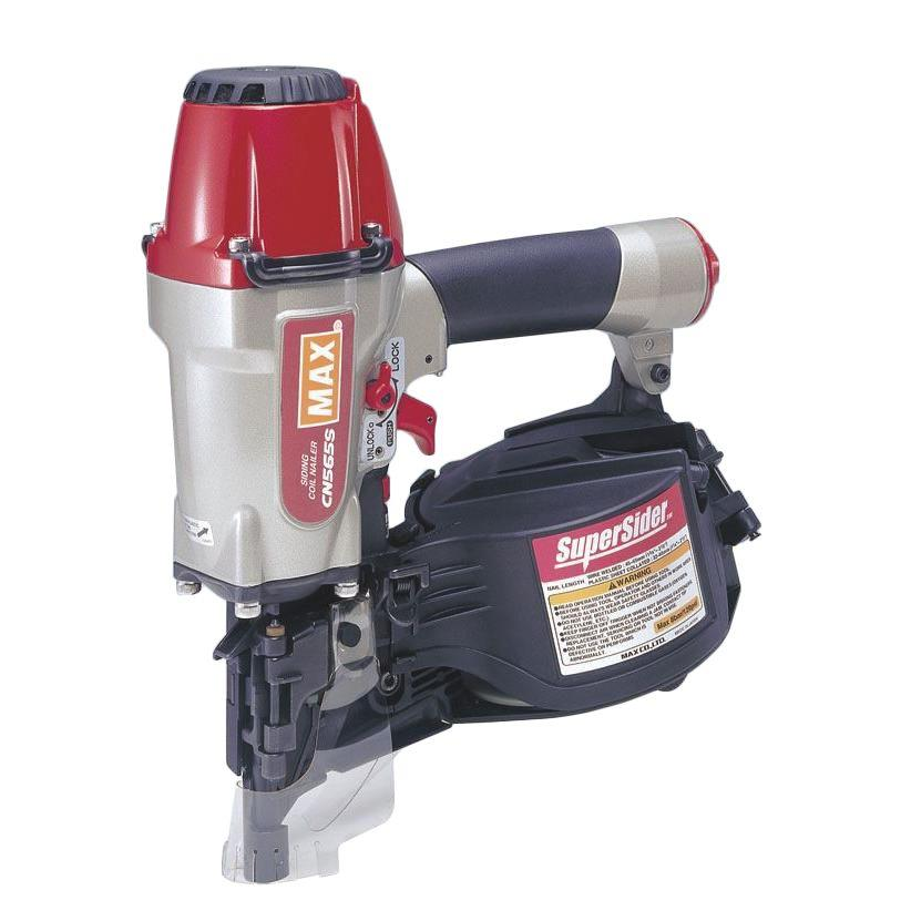 MAX SuperSider Siding Nailer-DISCONTINUED