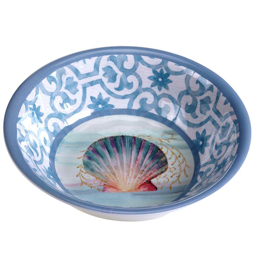 Ocean Dream 6-Piece Bowl Set