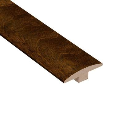 Antique Birch 3/8 in. Thick x 2 in. Wide x 78 in. Length T-Molding