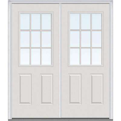 Left Handinswing Steel Double Door Exterior Doors Doors