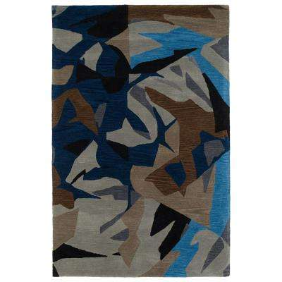 Synthesis Multi 9 ft. x 12 ft. Area Rug