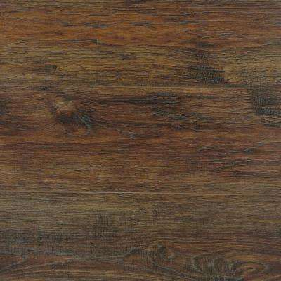 Take Home Sample - Callahan Aged Hickory Laminate Flooring - 5 in. x 7 in.