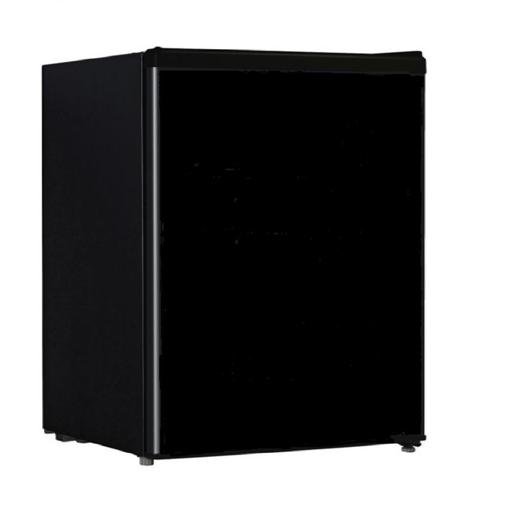 2.4 cu. ft. Mini Refrigerator in Black