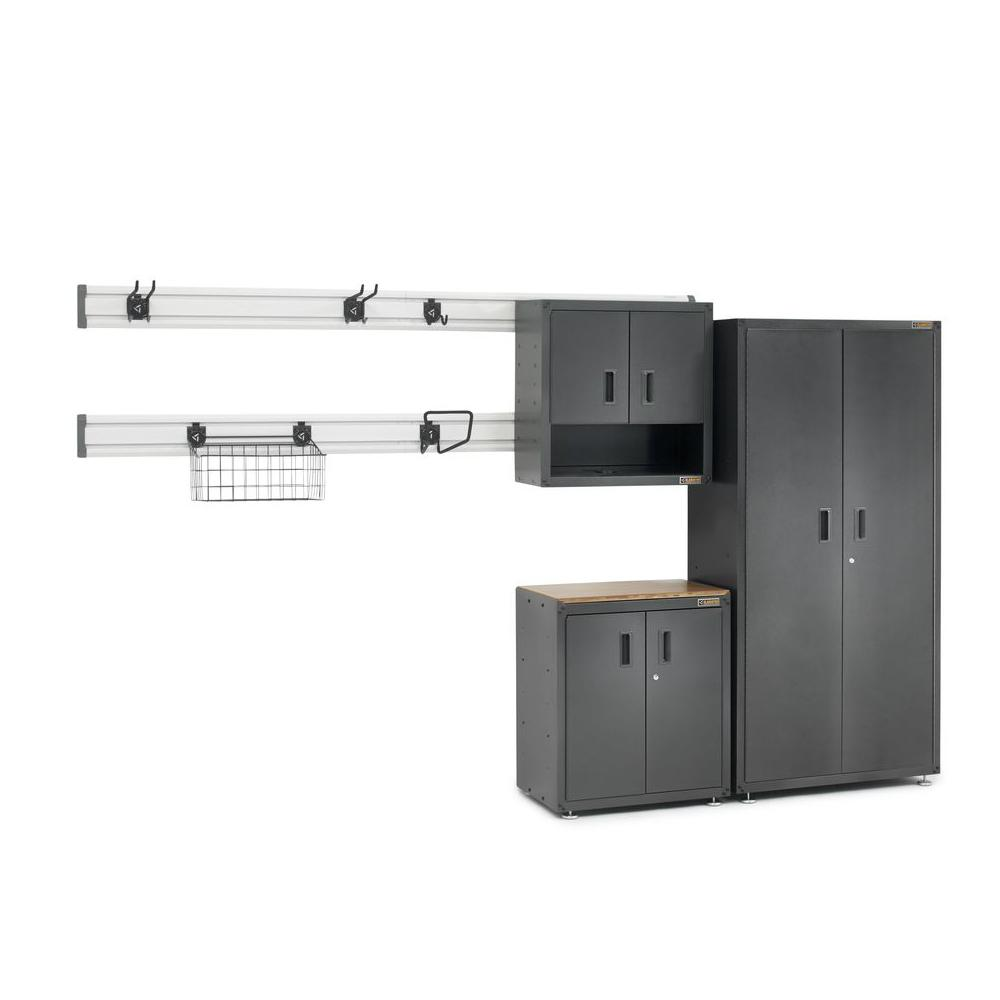 GLADIATOR Ready-to-Assemble 72 in. H x 64 in. W x 18 in. ...