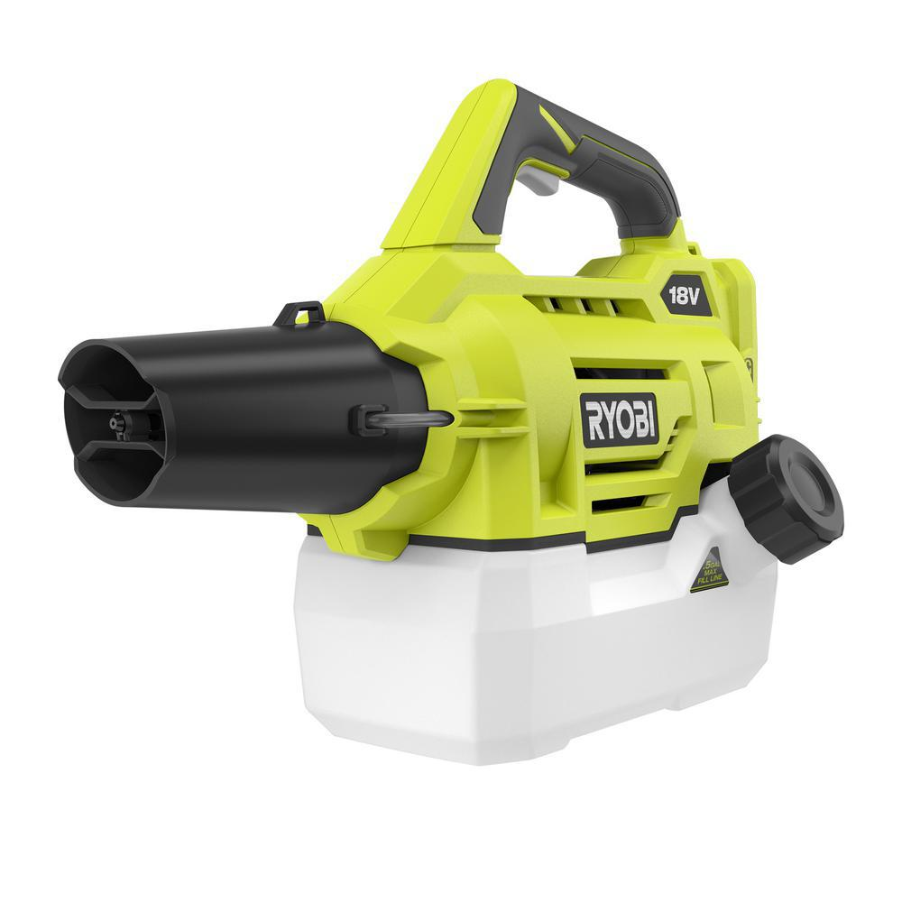 RYOBI ONE+ 18-Volt Lithium-Ion Cordless Fogger/Mister - Battery and Charger  Not Included