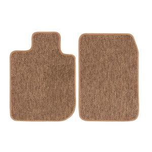 GGBAILEY D2336A-F1A-BG-LP Custom Fit Car Mats for 2006 2007 2008 Isuzu I-Series Crew Cab Pickup Beige Loop Driver /& Passenger Floor