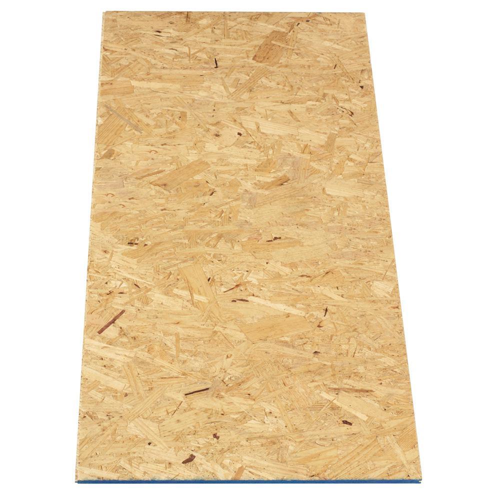 Osb Sheathing Board ~ Attic pine oriented strand board common in ft