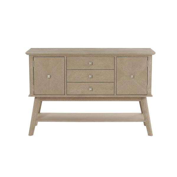 Beck Weathered Taupe Dining Sideboard