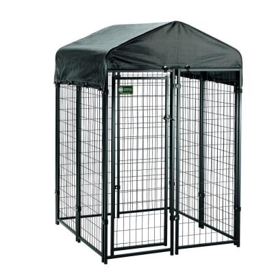 4 ft. x 4 ft. x 6 ft. Uptown Premium Dog Kennel Kit