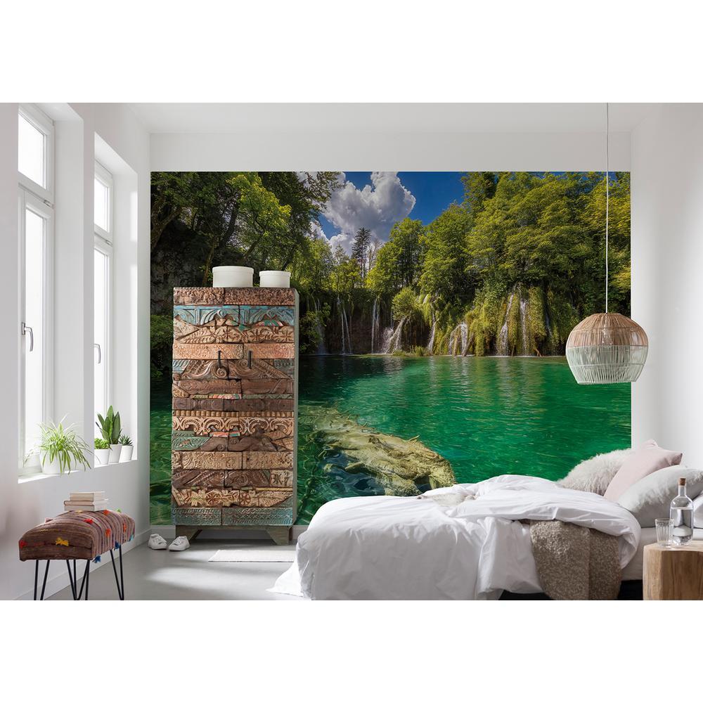 Nature Eden Falls Wall Mural