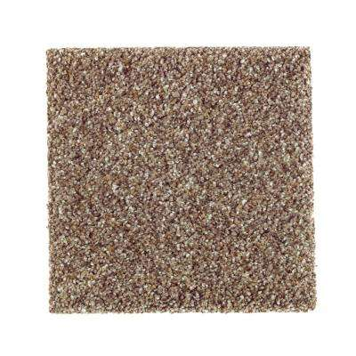 Carpet Sample - Sachet I - Color Embraceable Texture 8 in. x 8 in.