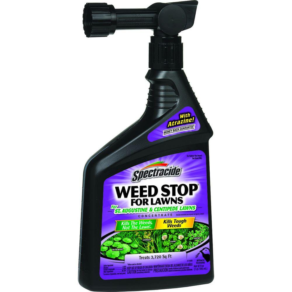 Spectracide Weed Stop 32 oz. Ready-to-Spray for St. Augustine and Centipede Lawns