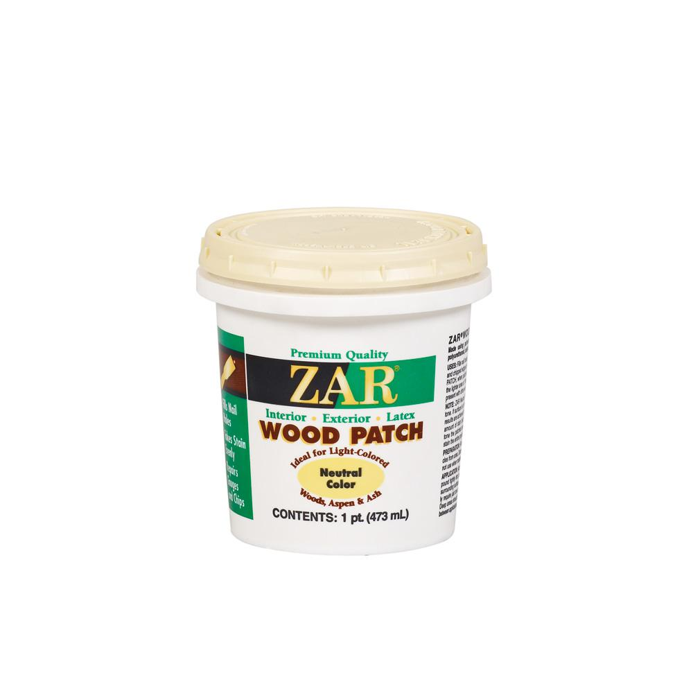UGL 309 1 pt. Neutral Wood Patch-209167 - The Home Depot