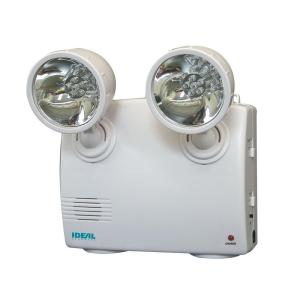 Ideal Security White 2 Lamp Blackout And Power Failure 6