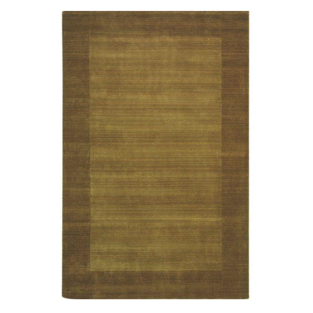 Home Decorators Collection Melrose Gold 2 ft. x 3 ft. Area Rug