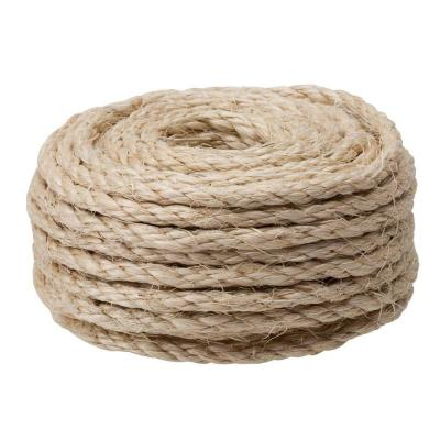 1/4 in. x 100 ft. Sisal Rope, Natural
