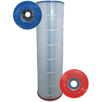 UDH Series 8-11/16 in. Dia x 25-11/16 in. 100 sq. ft. Replacement Filter Cartridge