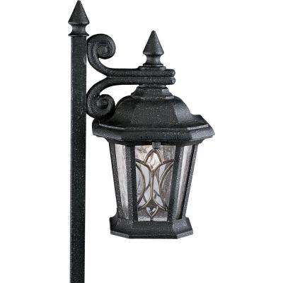 Low-Voltage 18-Watt Gilded Iron Landscape Path Light